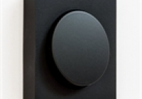Berker Integro Pure noir mat