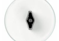 Berker serie 1930 verre manette noire