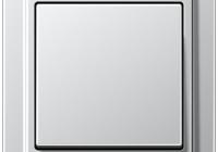 Jung A500 Aluminium