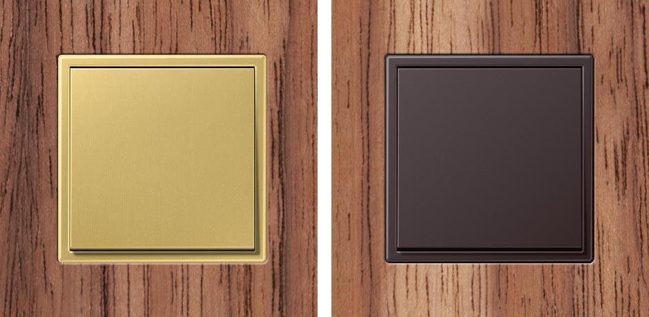 jung ls zero heure industrielle. Black Bedroom Furniture Sets. Home Design Ideas