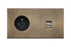 Modelec Fascination Prise Chargeur USB Coslan (430)