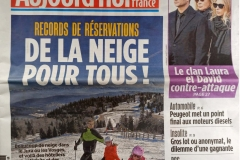 Heure Industrielle citée sur les pages d'AUJOURD'HUI EN FRANCE en février 2018