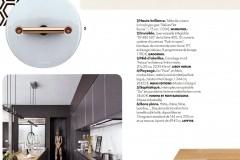 Heure Industrielle citée sur les pages d'ELLE decoration en octobre 2015