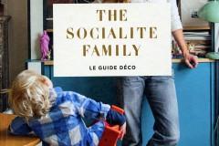 Heure Industrielle citée sur les pages du livre THE SOCIALITE FAMILY le guide déco en 2017 par Constance GENNARI
