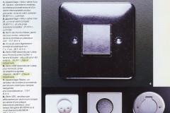 Heure Industrielle citée sur les pages d'ELLE decoration en novembre 1989