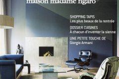 Heure Industrielle citée sur les pages de Maison française en octobre 2006