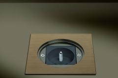 ARPI IP64 Inox Bronze