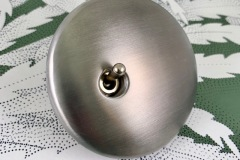 Elo Realitem finition Aluminium brossé