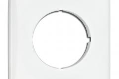 Plaque carrée THPG Duroplast blanc