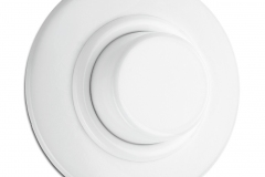 Ivariateur rotatif THPG Duroplast blanc