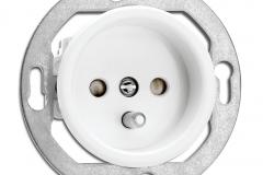 Prise française THPG (sans plaque) porcelaine
