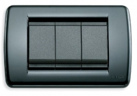 Vimar Idea Rondo 3 modules Noir