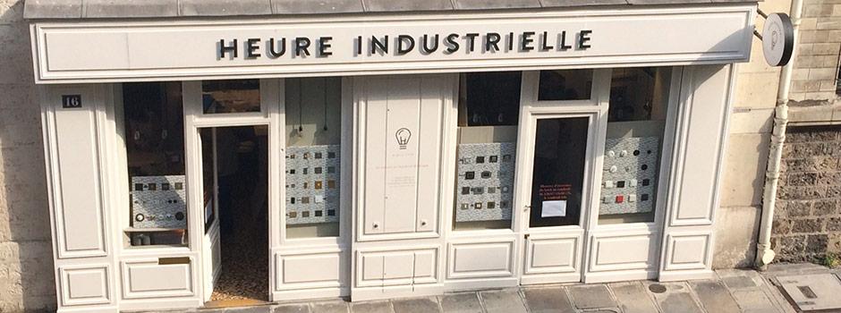 Heure industrielle Paris